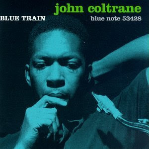 """Cover of """"Blue Train"""""""