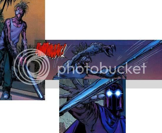 Bico vs Magneto