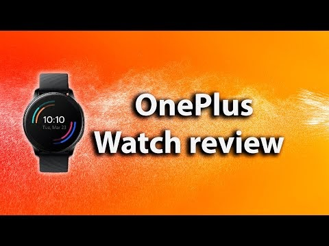 OnePlus Smart Watch:  Generally Not Great... Just Great For The Price...