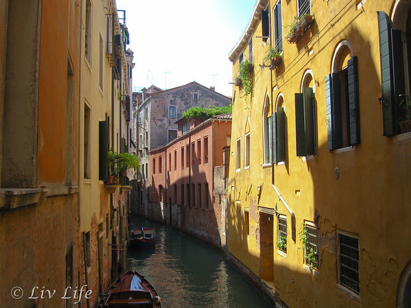 Canals, venice, Italy