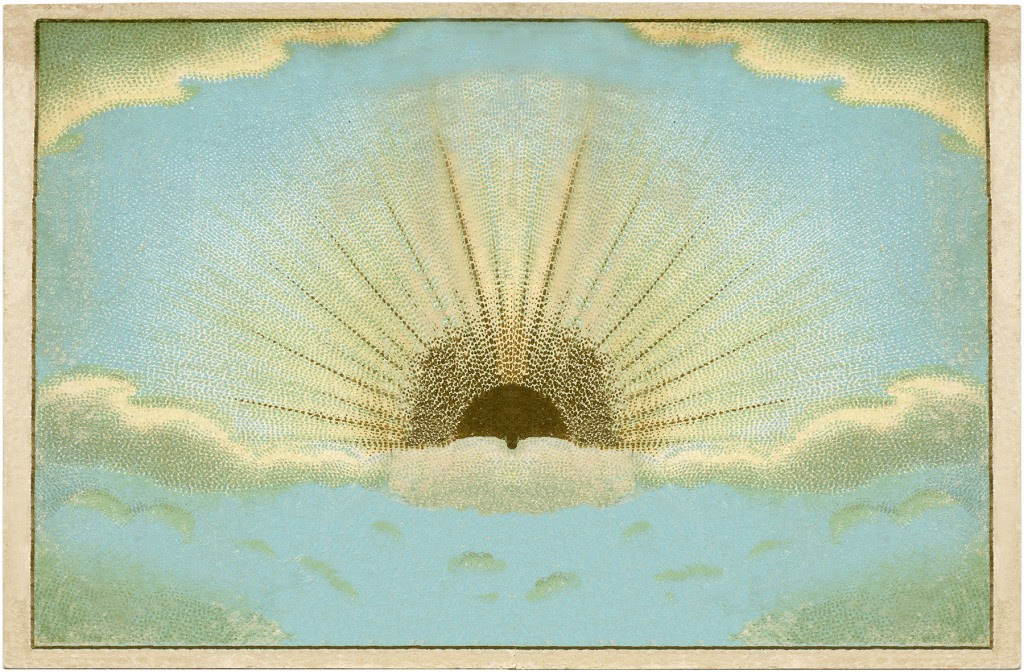 Free Sunrise Clip Art Image
