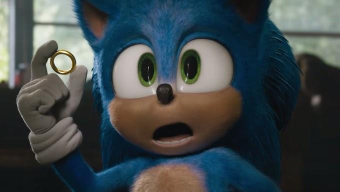 """""""Sonic - O Filme"""" é o mais visto pelos americanos em casa, diz pesquisa."""