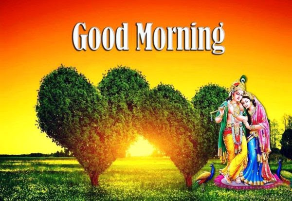 Good Morning God Images Radhe Krishna Greetings1