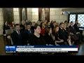 VIDEO  Majestatea Sa Margareta, Custodele Coroanei, a oferit ieri calitatea de furnizor al Familiei Regale a României unor companii românești