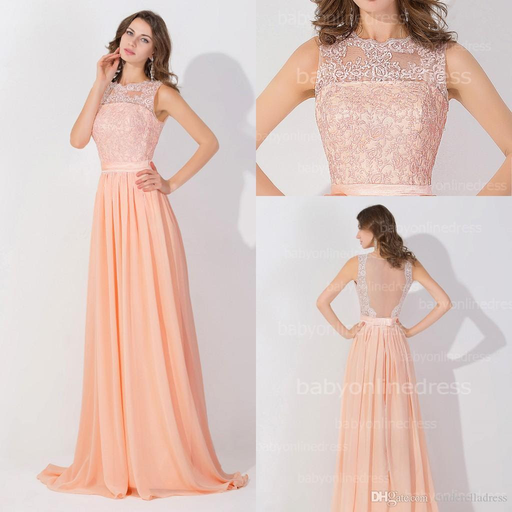 Affordable long evening dress