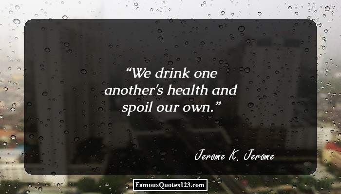 Drinking Quotes Famous Drinks Quotations Sayings