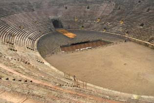 A further image of the Arena di Verona