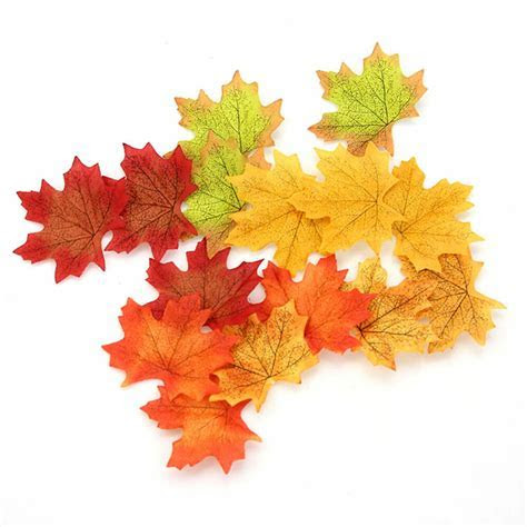 Wholesale Artificial Fall Silk Leaves Wedding Favor Autumn
