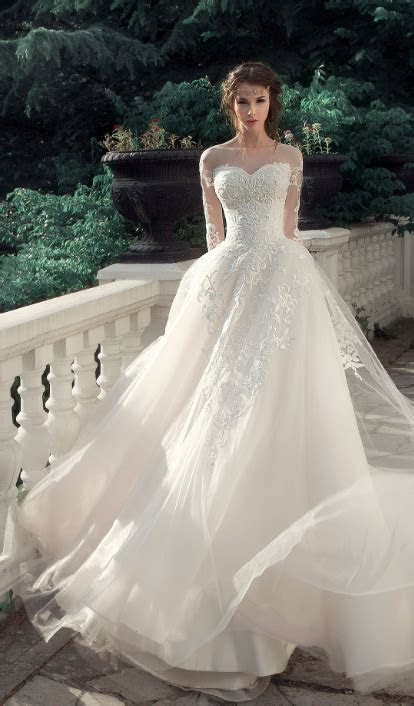dress gallery; dress board; Featured Wedding Dress : Milva