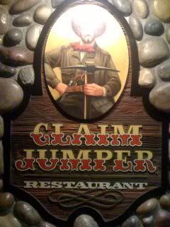 Claim Jumper Santa Ana