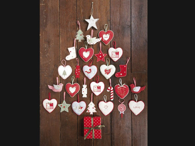 Resultado de imagem para decoração de natal para porta