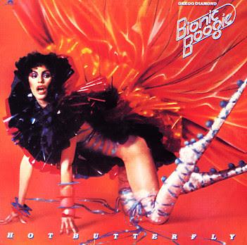 Bionic Boogie - Hot Butterfly