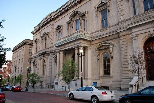 The Peabody Institute