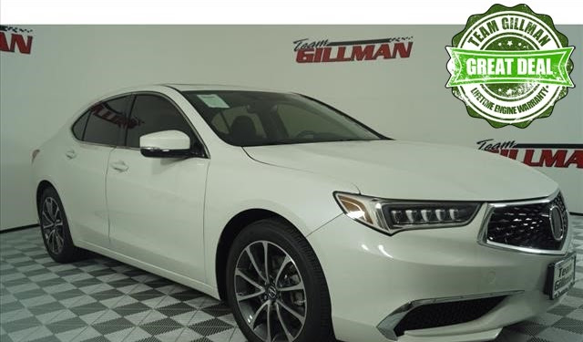2020 Acura Tlx Sh Awd Review
