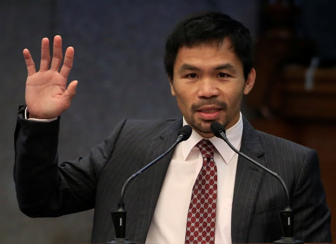 Pacquiao to sponsor 13 TV channels for DepEd's distance learning