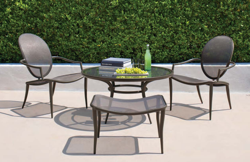 Biarritz by Brown Jordan European modernist furniture – Patio-n