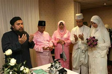 Nikah process and ceremony?   IslamicAnswers.com: Islamic