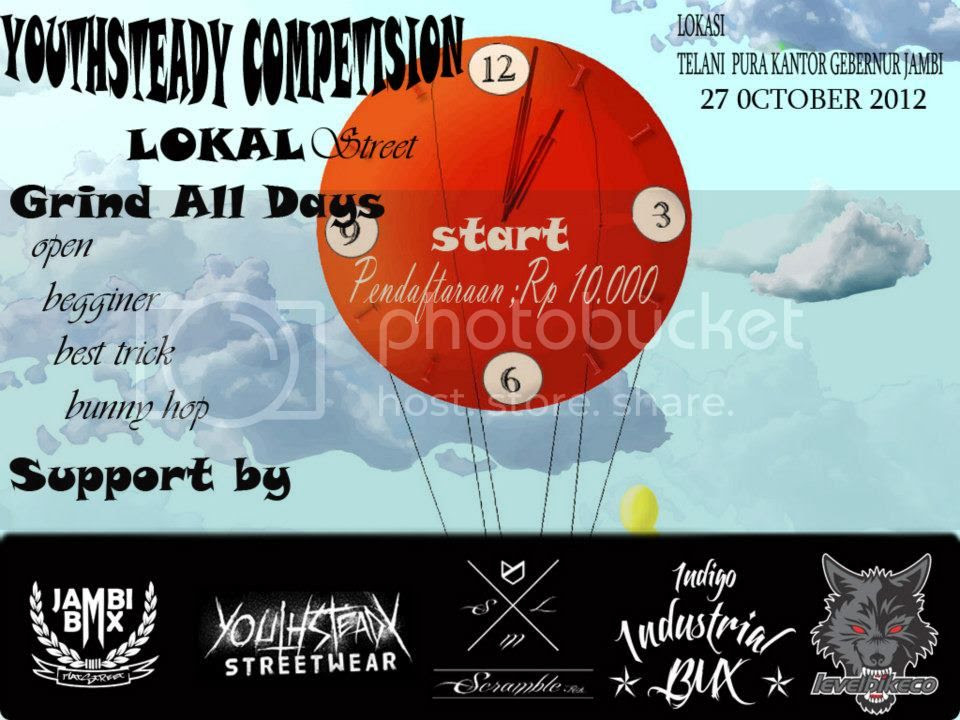Youthsteady Competition - Grind All Day