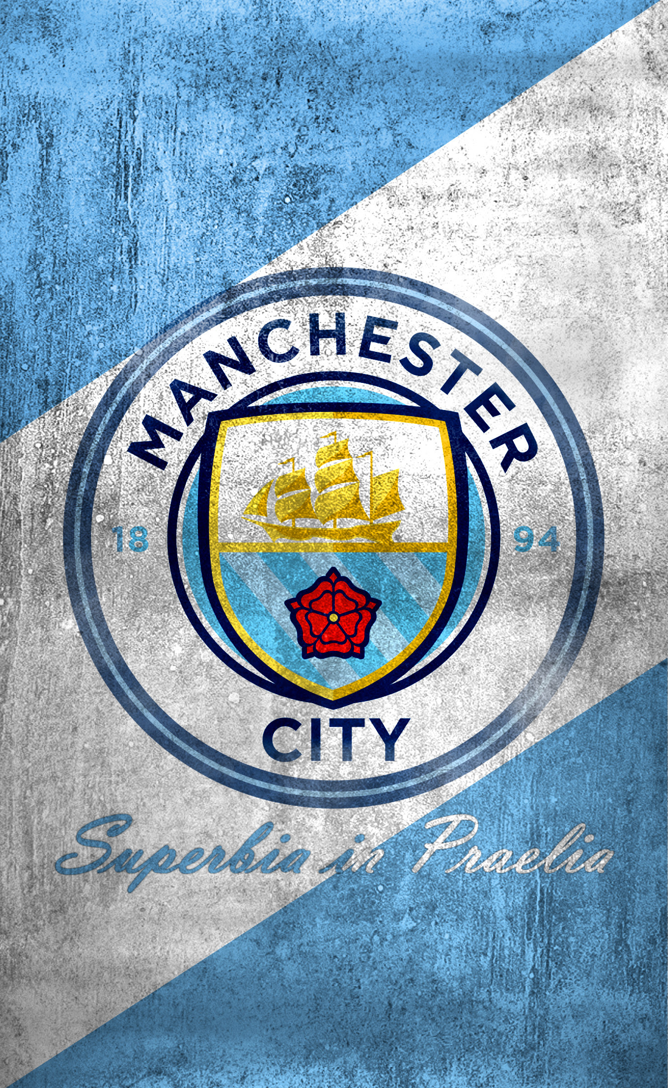 Manchester City Logo Wallpapers (69+ background pictures)