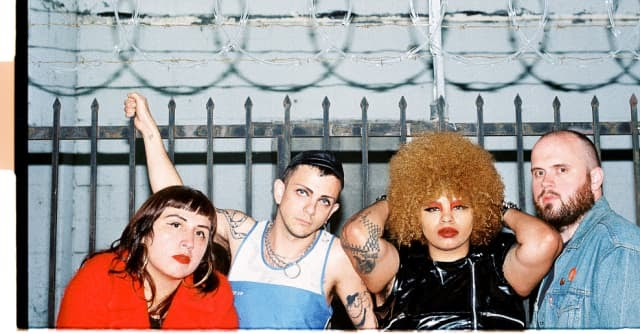 """Special Interest share """"Street Pulse Beat"""" video, sign to Rough Trade"""