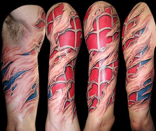 I've always found tattoos fascinating,