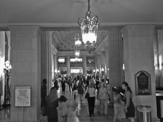 SF Ballet Cinderella - Lobby
