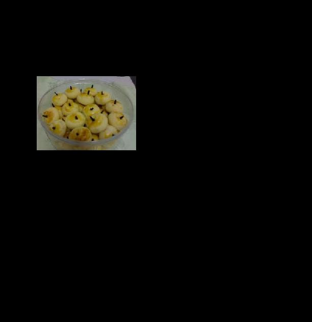 Resep Kue Nastar Keju 1 Kg Tepung Berbagai Kue