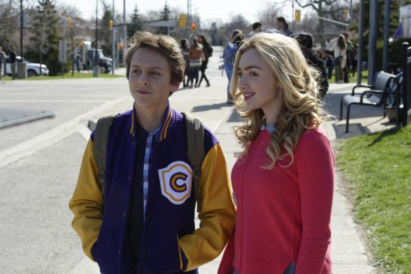 Jacob Bertrand and Peyton List - The Swap