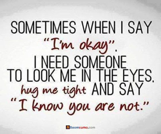 Need A Hug Quotes