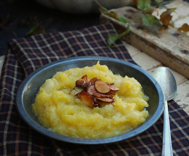 Acorn Squash and Pear