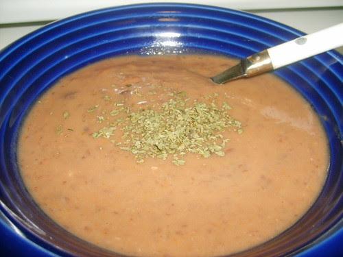 Black Bean Soup with a Splash4