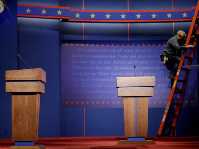 First Debate 2012 (David Goldman / Associated Press)