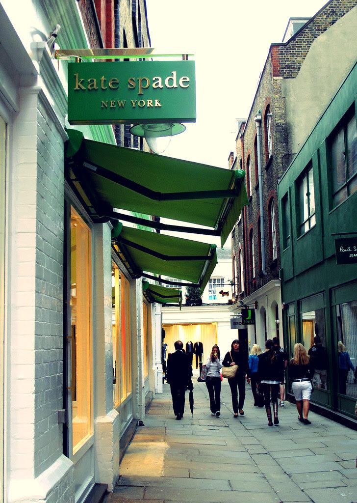 Kate Spade Shop in London