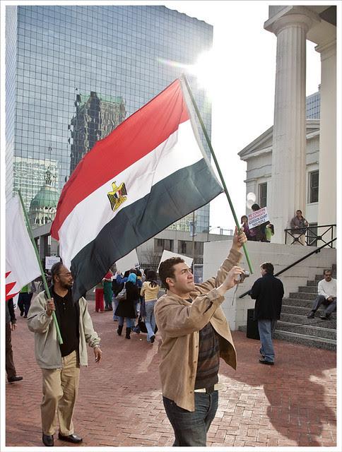 Pan-Arab Democracy Rally 1