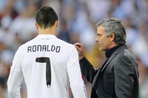 Роналдо не стал спорить с Моуриньо