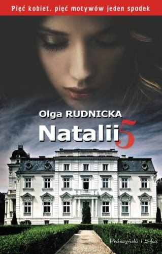 Okładka książki Natalii 5