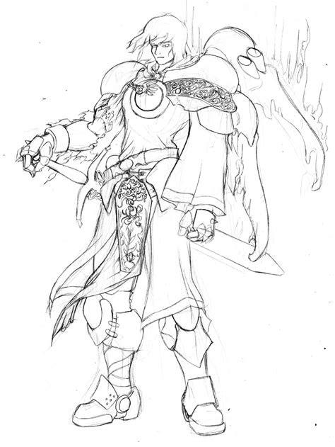 seraph   burning wing  beowulf kennedy  deviantart