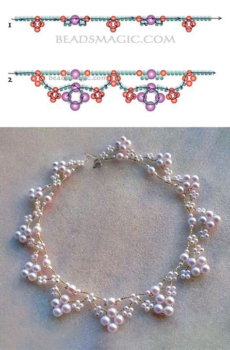 1099 best beads magic images on Pinterest   Beaded jewelry