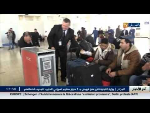 Argelia bloquea el flujo de marroquíes hacia Libia a través de su tierra