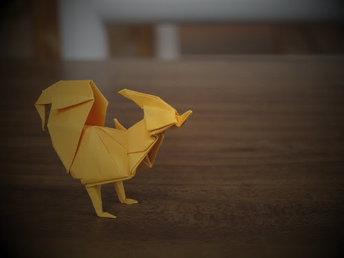 Simple Rooster