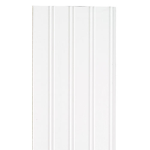 Panelling - Primed MDF Half-Wall Panelling | RONA