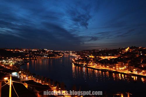 porto beautiful evening