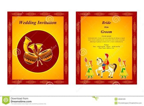Indian wedding baraat clipart collection