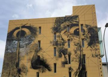 Kobra, el grafitero que enamoró a Madonna, se estrena en España