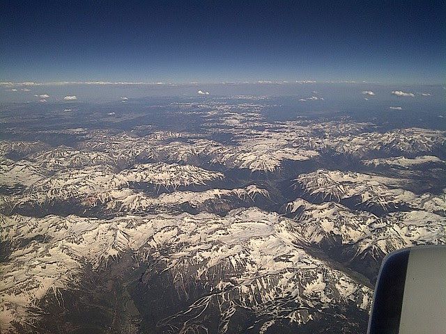 mountainsfromtheair