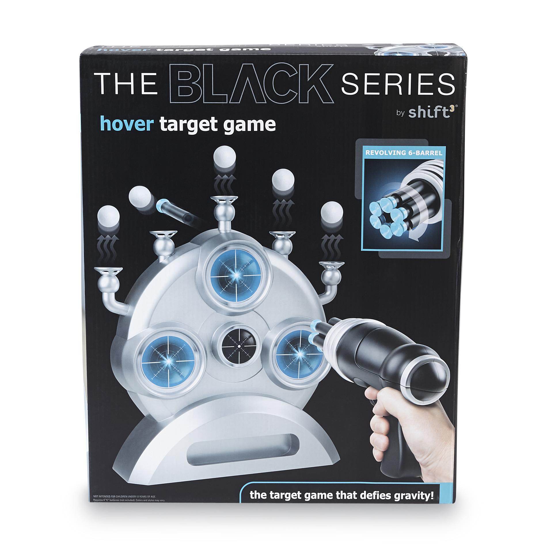 Hover Target Game