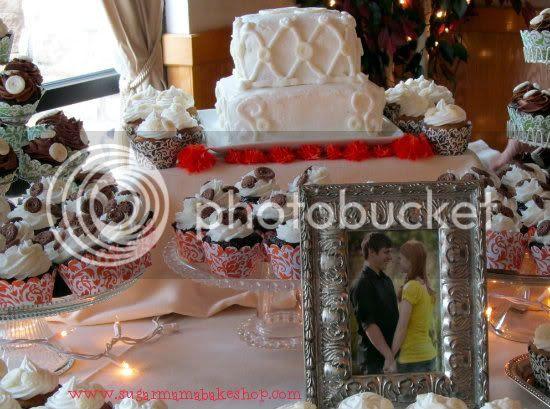 Amber's Wedding: Sugar Mama Bakeshop