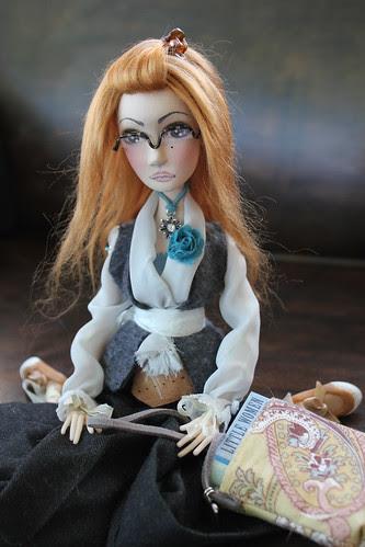 Silvija's Custom Doll