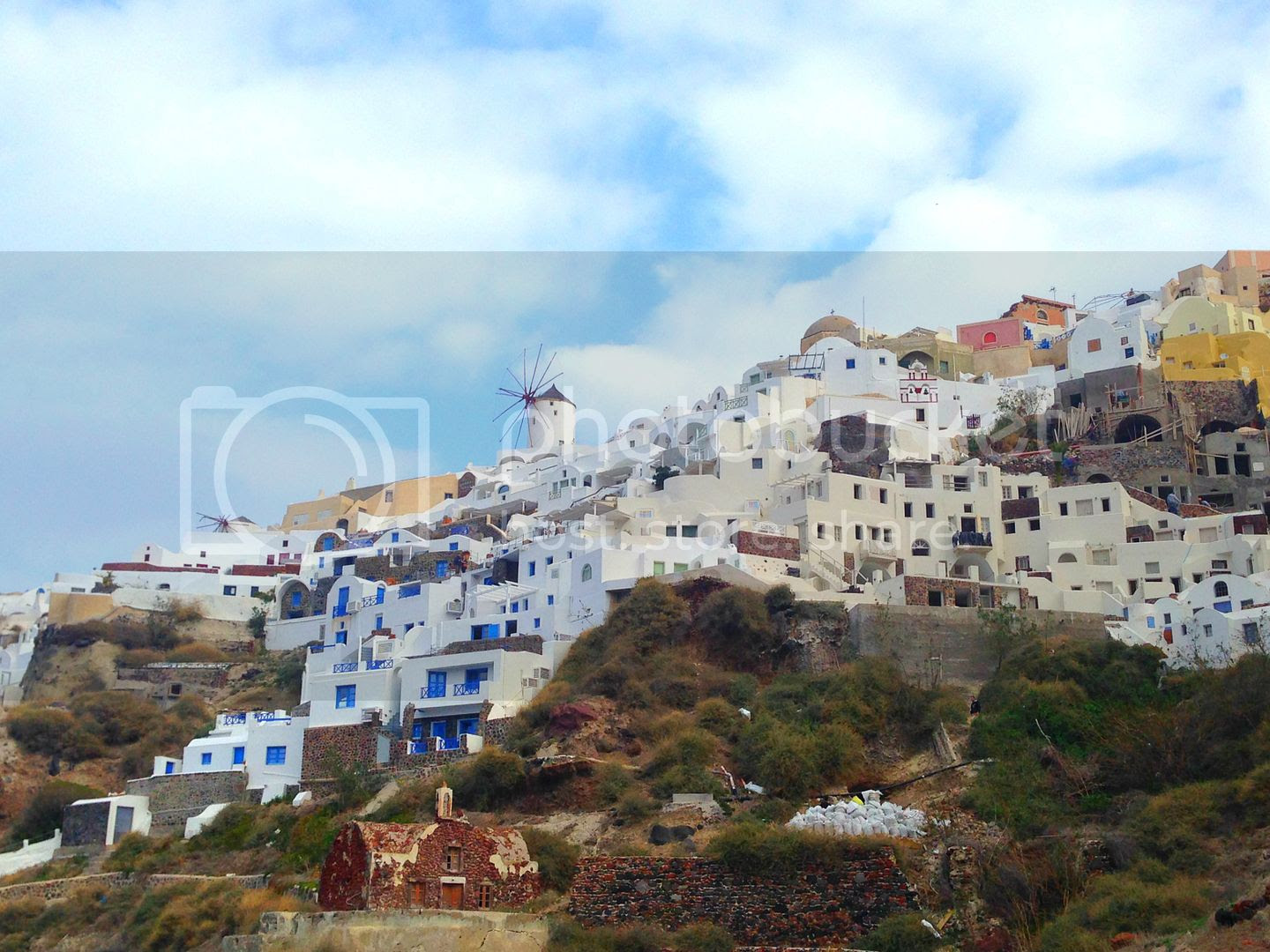 photo White houses and Windmill in Santorini_zpsuxly3mlg.jpg