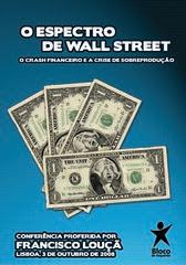 O Espectro de Wall Street